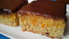 Jeges-narancsos süti - FittKonyha