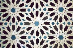 Pattern in Islamic Art - Alcazar