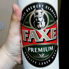Drinking like a viking