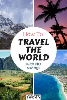 Many people dread the idea of packing to go on a trip, but it is a necessary evil. One reason that it is such an unwelcome experience is the fact that people Travel The World For Free, Free Travel, Cheap Travel, Budget Travel, Travel Around The World, Europe Budget, Travel Advice, Travel Guides, Travel Tips
