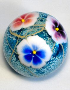 Glass Paperweights at Art Glass by Gary Gallery