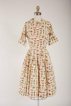 Colonial Cooking Dress