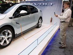 Subsidizing Electric Car Owners — $7,500 per car: In the President's stimulus bill, a substantial $7,500 tax subsidy was offered to electric car buyers, reducing sticker price of the Chevy Volt, a poster child for the Obama Administration's crusade for green technology, to $41,000. The government, which previously bailed out the failing automaker General Motors, also used taxpayer money to buy 116 Volts for the federal fleet, despite the availability of cheaper options.