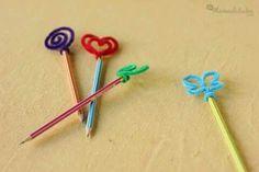 Lápices decoración