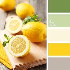 Цветовая палитра №3389