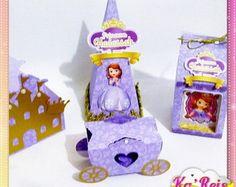 Kit scrapfesta - Princesa Sofia