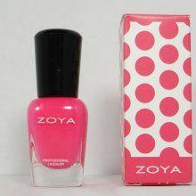 Zoya Lo Color Cuties Mini Nail Polish, swatched, $5 shipped