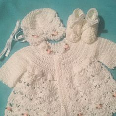 Baby girl sweater and hat, pink baby girl sweater, baby sweater, sweater hat booties Sweater Hat, Pink Sweater, Baby Girl Dresses, Baby Dress, Lace Toddler Dress, Baby Girl Sweaters, Baby Christening, White Sweaters, Lilac