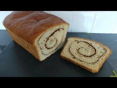 This cinnamon swirl bread recipe works so well. The bread is ideal toasted and then buttered. Cinnamon Swirl Bread, Bread Cake, Bread Board, Yeast Bread, Food Words, Bread Recipes, Banana Bread, Biscuits, Cookies