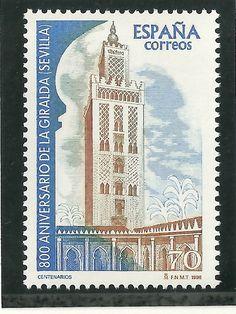 CENTENARIOS - ÁNGEL GANIVET Y 800 AÑOS DE LA GIRALDA