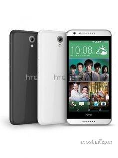 HTC Desire 620G dual sim Compara ahora:  características completas y 2 fotografías. En España el Desire 620G dual sim de HTC está disponible con 0 operadores: