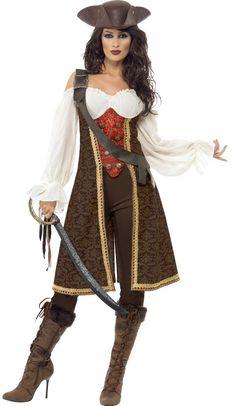 Piraat Lady High Sea