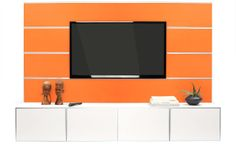 PANYL - CUSTOMIZE YOUR IKEA FURNITURE THE FAST, EASY, FUN WAY! The IKEA FRAMSTÅ mounting system for flatscreen TV's works on its own or as a modular addition to IKEA BESTÅ storage.  Best of all, it uses slide-in finish boards in layouts of 4-units and 8-units (pictured). The images above show the 8-unit layout. By applying PANYL to the slide-in boards, you can take FRAMSTÅ in whatever direction you choose: classic, modern, cool, warm, gentle... And LOUD.