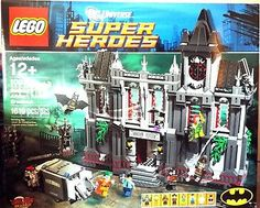 LEGO DC Super Heroes Batman 10937 Arkham Asylum Breakout New