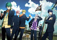 "Crunchyroll - Romance is Rough in ""Kenka Banchou Otome - Girl Beats Boys"" Anime"