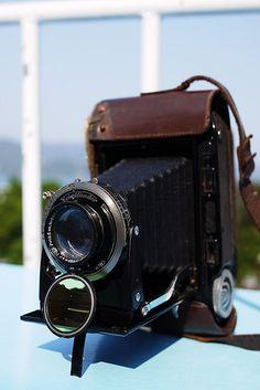Voigtländer Bessa #vintage #camera