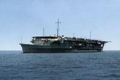 IJN Aircraft carrier Ryujo .