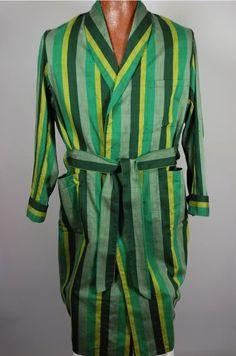 Marshall Field's 60's Men's Robe