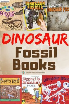 This dinosaur book list is filled with cool dinosaur fossil books your kids will totally dig! This dinosaur book list is filled with cool dinosaur fossil books your kids will totally dig! Best Children Books, Books For Boys, Childrens Books, Dinosaur Activities, Book Activities, Best Books To Read, Good Books, Unique Gifts For Boys, Reading Resources
