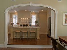 David's, Pennsylvania - traditional - kitchen - philadelphia - Gardner/Fox Associates, Inc Home, Kitchen Design, Family Room Addition, Family Room, Family Living Rooms, Kitchen Family Rooms, Kitchen Style, Lake House Kitchen, Luxury Interior Design