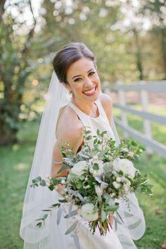 Beautiful Cedarwood Bride with a smile as big as her heart #Cedarwoodweddings Kate+Robert :: 10.01.2016   Cedarwood Weddings
