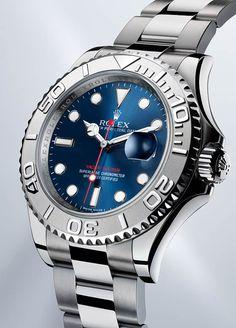 La Cote des Montres : La montre Rolex Oyster Perpetual Yacht-Master - La montre du navigateur par excellence