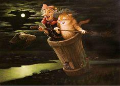 Маскаев Александр – создатель живописных сказок. Обсуждение на LiveInternet - Российский Сервис Онлайн-Дневников