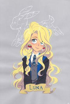 Costumes Harry Potter Fan Art Harry Potter - Luna Lovegood - Wattpad - Read Présentation from the story Fan Art Harry Potter by with reads. Harry Potter Anime, Harry Potter Fan Art, Images Harry Potter, Fans D'harry Potter, Mundo Harry Potter, Harry Potter Drawings, Harry Potter Tumblr, Harry Potter Characters, Harry Potter Universal