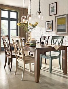 shop dining room furniture at gardner-white | first floor