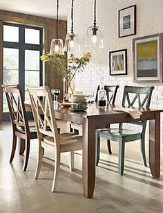 shop dining room furniture at gardner-white | first floor