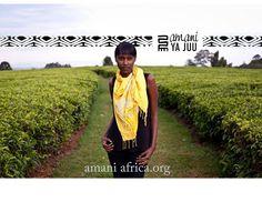 "Amani ya Juu (""peace from above"" in Swahili) is a sewing and training program for marginalized women in Kenya, Rwanda, Burundi, Uganda, and Liberia. Women at Amani are learning to work together thr... http://www.africafashionguide.com/2014/09/amani-africa-sewing-and-training-program-for-marginalized-women/"