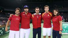 Copa Davis - España busca su lugar en la élite