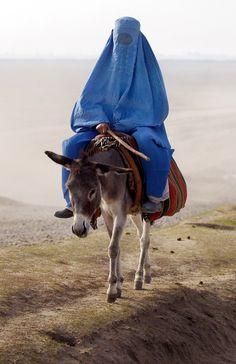 Somewhere in northern Afghanistan (Karl Gehring/Denver Post)