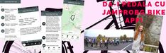 Da-i pedala cu JAMPROBG BIKE APP! 3 Blogging, Bike, App, Instagram, Bicycle, Bicycles, Apps