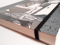 sketchbook made out of testprints Sketchbooks, Making Out, Sketch Books, Visual Diary