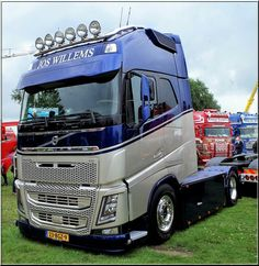 Jos Willems Volvo FH 510