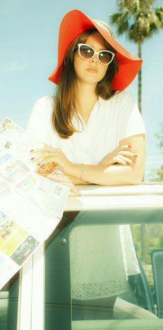 Full photo! Lana Del Rey by Neil Krug for Honeymoon (2015) #LDR