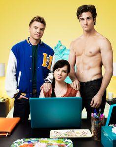 Jake, Jenna and Matty | MTV Photo Gallery | Qué le pongan una camisa a ese niño antes de que me d algoo!