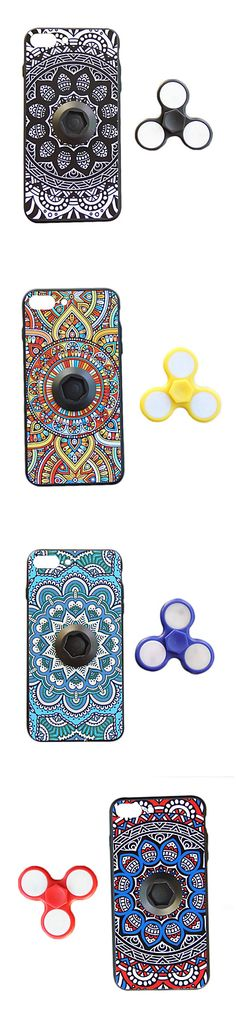 Charming boho gypsy print fidget spinner phone case! Check the colors we have and grab one >> $2.49