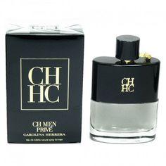 Nuevo #perfume para hombre, CH Men Privé de #CarolinaHerrera