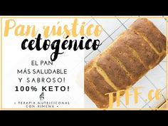 Visit the post for more. Pan Cetogénico, Diet Recipes, Cooking Recipes, Comida Keto, Healthy Baking, Cake Pops, Paleo, Food And Drink, Low Carb
