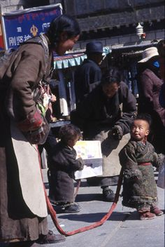 Tibet ... Can't go far