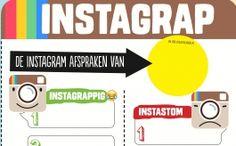 Met de les Instagrap maken leerlingen afspraken hoe ze de sfeer op de populaire foto- en chatapp Instagram gezellig houden. Hier download je de poster die je met de klas kunt invullen.