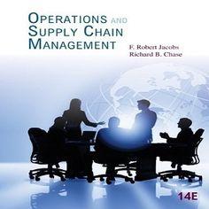 Here are 18 Free Test Bank for Operation Management Operations and Supply Chain Management 14th Edition Jacobs multiple choice questions for your practical exam preparation, let's enjoy to discover different topics and grow your critical thinking of this textbook now.