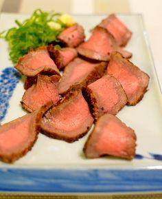 ビーフロースト❤️  My homemade Roast Beef ✨