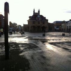 Wet because of RAIN not fountains! :) LOL  #Peterborough #LiberalDemocrats #LibDems #Cambridgeshire #Politics #DarrenFower #CllrFower #Community #PeterboroughCC #OutAndAbout #Activism #CityCouncil #LocalAuthority #Tax #Government #Werrington #Gunthorpe