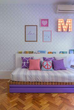 Pantone 2018 Ultra Violete habitaciones juveniles