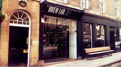 Brew Lab to open new cafe in former garage at West End Edinburgh