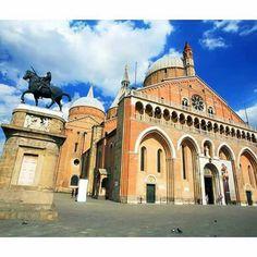 La Basilica di Sant'Antonio da Padova