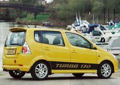 2004 Daihatsu YRV Turbo 130